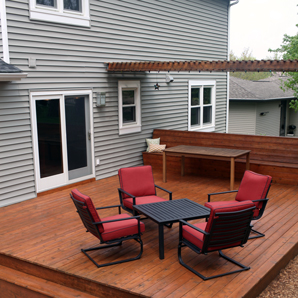 Deck Staining and Sealing Petoskey, MI